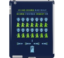 Dr Who: Space Invader iPad Case/Skin