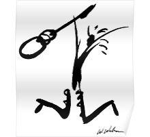 Guitar Jump Poster
