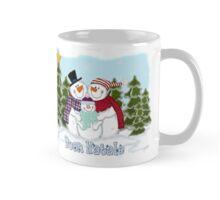 Snowman Family Buon Natale Coffee Mugs Mug