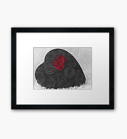 You are the Special One Framed Print