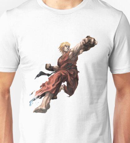 Street Fighter - Ken Unisex T-Shirt
