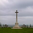Villers Bretonneux - Australian National War Memorial - France - WW1 by Norman Repacholi