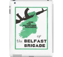 Belfast Brigade iPad Case/Skin
