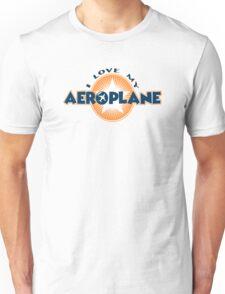 Love my Aeroplanes Unisex T-Shirt