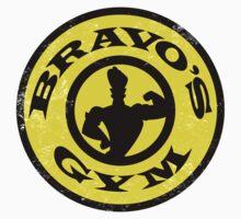 Bravo's Gym One Piece - Short Sleeve