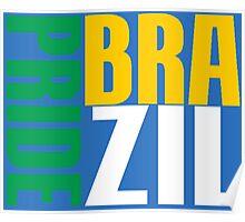 BRAZIL-PRIDE Poster