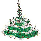 Christmas Dress by Wendy Wahman