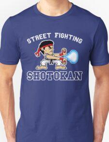 Street Fighting Shotokan T-Shirt