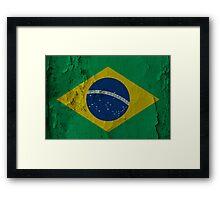 BRAZIL-2 Framed Print