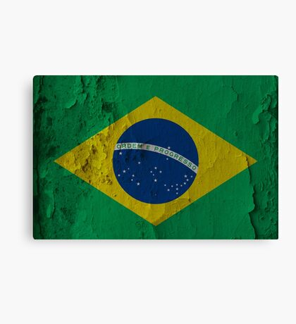 BRAZIL-2 Canvas Print