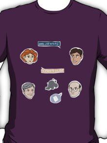 Looks like an X-file T-Shirt