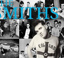 The Smiths / Morrissey Collage by LouiseMCR9