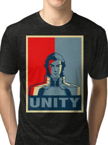Kuvira the uniter Tri-blend T-Shirt