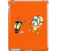 Shut Ya Trap! iPad Case/Skin