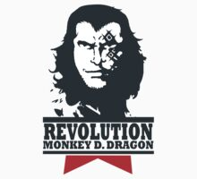 Monkey D. Dragon X Che 2.0 Kids Clothes