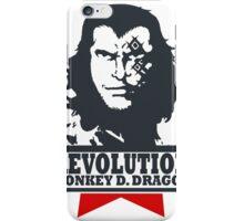 Monkey D. Dragon X Che 2.0 iPhone Case/Skin