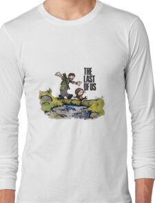 THE LAST OF US Long Sleeve T-Shirt