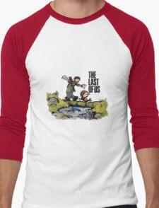 THE LAST OF US Men's Baseball ¾ T-Shirt