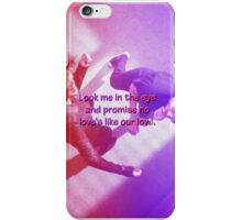 Mer and Cristina - Dancing it out iPhone Case/Skin
