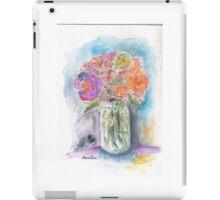 Mason Jar iPad Case/Skin