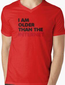 I am older than the internet Mens V-Neck T-Shirt