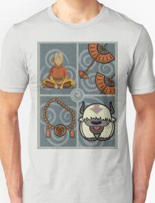 air bender aang T-Shirt