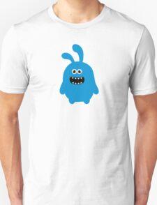 Funny Cute & Crazy Bunny Unisex T-Shirt