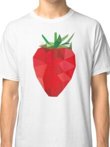 Poly Strawberry Classic T-Shirt
