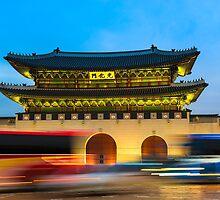 SEOUL 03 by Tom Uhlenberg