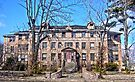 Old St. Mary's Hospital  by Susan S. Kline