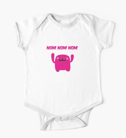 Funny & Cute Om nom nom nom - Monster Kids Clothes