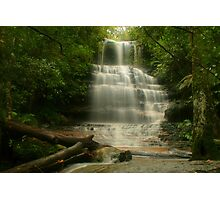 Tranquility at Junction Falls Photographic Print
