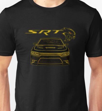 DODGE CHARGER SRT HELLCAT Unisex T-Shirt
