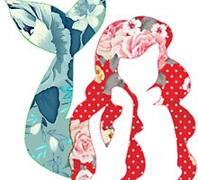 Floral Ariel by krystel04
