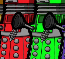 Beware the Daleks! Sticker