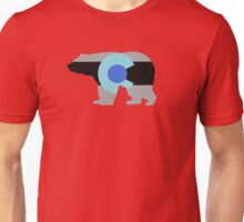 Colorado Bear (Invert) Unisex T-Shirt