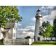 Marblehead Lighthouse Photographic Print