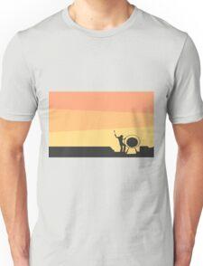 Pink Floyd Live At Pompeii Unisex T-Shirt