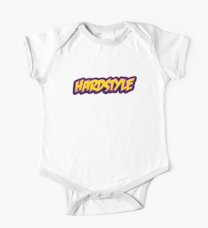 Hardstyle / Rave / Jumpstyle Kids Clothes