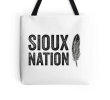 The Sioux Nation Tote Bag