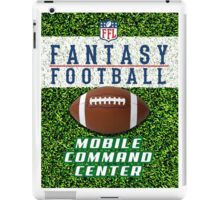 Fantasy Football Command Center Turf iPad Case/Skin