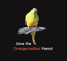 Save the Orange-bellied Parrot merchandise by OBparrot