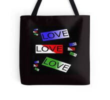 SOLD - ALL YOU NEED IS ... THIS T SHIRT!! Tote Bag