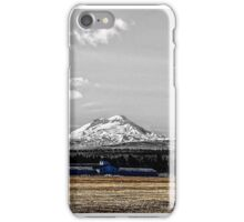 Broken Top and the Three Sisters iPhone Case/Skin