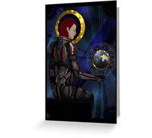 Tarot: Shepard Greeting Card