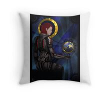 Tarot: Shepard Throw Pillow