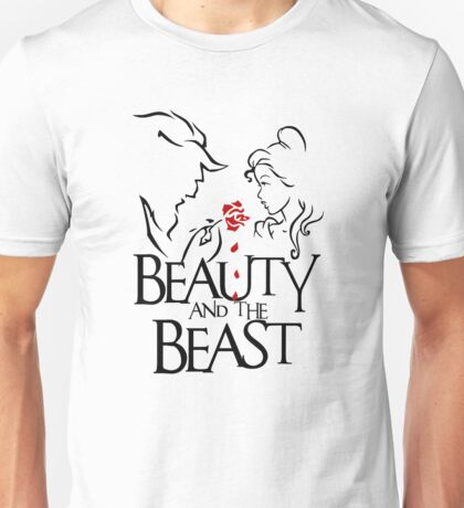 Beauty and the Beast 2017 Unisex T-Shirt