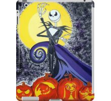 Jack and The Pumpkins iPad Case/Skin