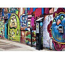 Street Art I Photographic Print