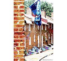 Historic Oella Refurbished Photographic Print